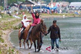 Wisata berkuda mulai dikembangkan di Aceh Tengah