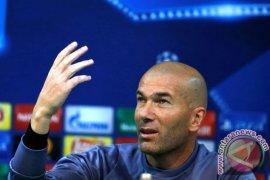 Zidane tidak ingin bandingkan final lawan Juventus