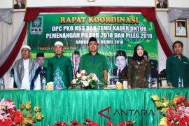 Empat Partai Politik Rapatkan Barisan Dukung Independen HSS
