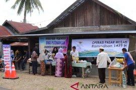 Pemkah HSS Gelar Pasar Murah Di 15 Titik