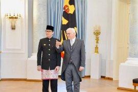 Dubes LBBP Indonesia serahkan surat kepercayaan kepada Presiden Jerman