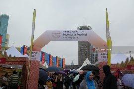 Menteri Arief Yahya: 'Inaweek' Shanghai Efektif Promosikan Pariwisata Indonesia