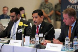 BNPT tularkan pendekatan lunak dalam menangani terorisme kepada GCTF