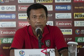 Kalah dari Borneo, Widodo anggap Bali United tidak beruntung
