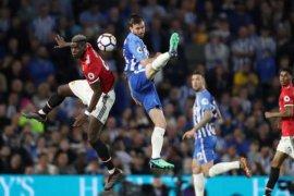 Menang atas United, Brighton dipastikan bertahan di Liga Inggris