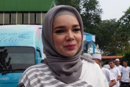 Dewi Sandra berbagi tips hidup sehat saat Ramadhan