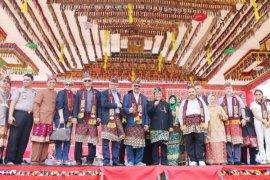 Delapan Duta Besar Menyaksikan Festival Kalianda 2018
