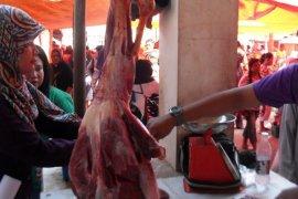 Harga Daging Sapi Di Gorontalo Utara Rp120.000/kg