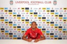 Fabinho ingin buat sejarah untuk Liverpool
