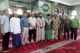 Masjid Nurul Falah Bogor kedatangan Imam Palestina (Video)