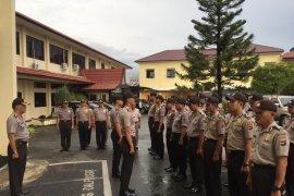 Usai May Day, 17 personel Yanma mutasi ke Satuan Kewilayahan
