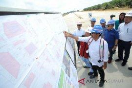 Djarot tinjau proyek strategis nasional di Sumut