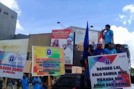 GMKI Ambon kawal Pilkada Maluku