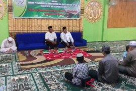 Yonif 621/Manuntung dapat bantuan Qur'an