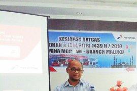 Pertamina: stok BBM di Maluku cukup