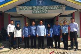 Kakanwil Kemenkumham apresiasi kebersihan Rutan Marabahan