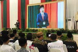 Ini ajakan Presiden Jokowi kepada mubalig, ulama, kiai, dan ustad
