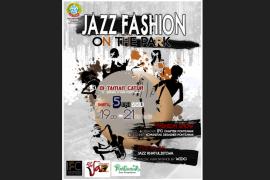 Saksikan Pontianak Jazz Infashion di Taman Catur