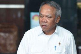 Menteri PUPR cek jalur pengalihan Jembatan Kenteng