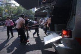 Polda Jatim: korban tewas bom gereja Surabaya menjadi 10 orang