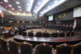 MK kembali sidang dua uji materi UU MD3