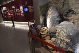 Museum Lukisan Batu di China Tampilkan Batu asal Sulawesi (Video)