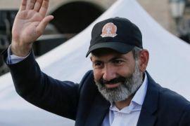 Perdana Menteri Armenia positif terjangkit COVID-19