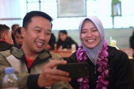 Panjat tebing Indonesia geser Rusia duduki peringkat satu dunia