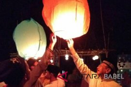 Bupati Bangka Barat apresiasi pawai obor sambut Ramadhan
