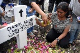 Kementerian Sosial Santuni Korban Ledakan di Surabaya