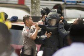 Penyisiran Polda Riau