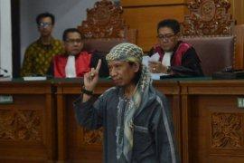 Pengacara Aman Abdurrahman sebut vonis mati terlalu berat