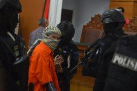 "Polisi tempatkan ""sniper"" amankan sidang Aman Abdurrahman"