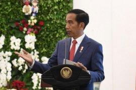 Presiden Jokowi tegaskan dirinya bukan PKI