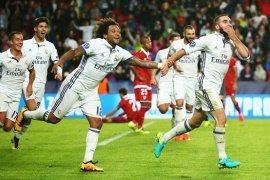 Hebat, Real Madrid menjuarai Piala Dunia Antarklub
