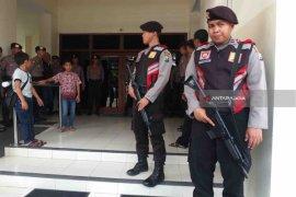 Polres-Kodim Jember Patroli Tingkatkan Pengamanan Gereja