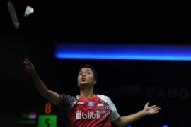 Semifinal Piala Thomas 2018 : Indonesia Lawan Cina