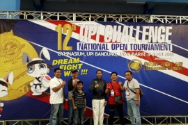 Surya Febri atlet Klungkung raih medali emas