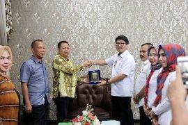 DPRD Tapin Kalsel Mencontoh Lampung Bentuk Badan Layanan Pengadaan Barang dan Jasa