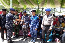 TNI AL Bakti Sosial di Pesisir Timur Pohuwato