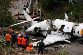 Lima wisatawan asing tewas dalam kecelakaan pesawat pribadi di Honduras