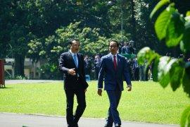 Presiden Joko Widodo sambut Perdana Menteri Tiongkok Li (Video)