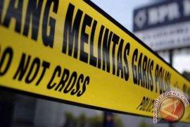 Satu polisi penjaga keamanan di Bank Syariah Mandiri terluka diserang OTK