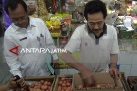 Harga Telur Ayam Ras di Kota Madiun Naik