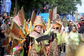 Kota Bogor kembali gelar Helaran Senin budaya