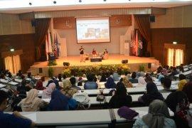 Alumni sukses IPB berbagi ilmu berbisnis kepada mahasiswa