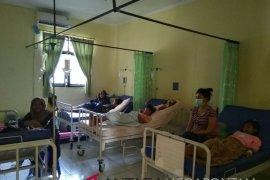Dinkes mencatat ada 108 korban keracunan tutut