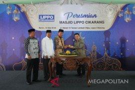 Lippo Bekasi resmikan Masjid Lippo Cikarang