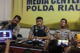 Polda Riau benarkan penyerang Mapolda Riau tinggalkan surat