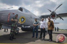 Menhan tinjau alutsista dan pasukan Korps Marinir TNI Angkatan Laut